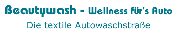 Beautywash - Wellness für's Auto